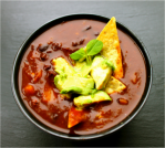 chiltomate tortilla soup
