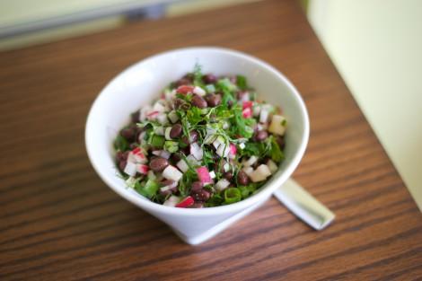 Black Bean Salad Recipe - Marni Wasserman| Good