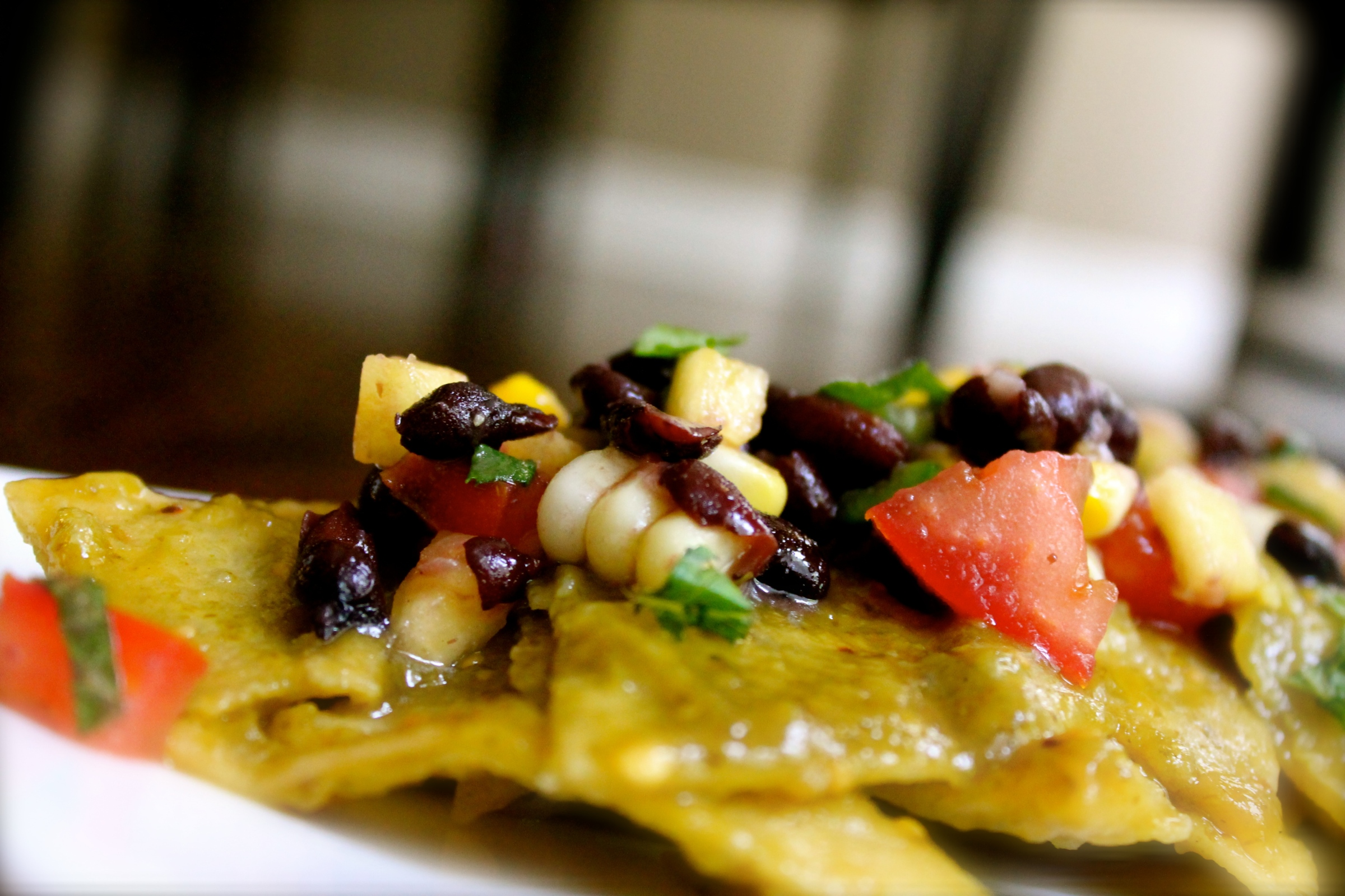 Chilaquiles Verde Recipe - Tomatillo Sauce for Enchiladas   Good Food for Good