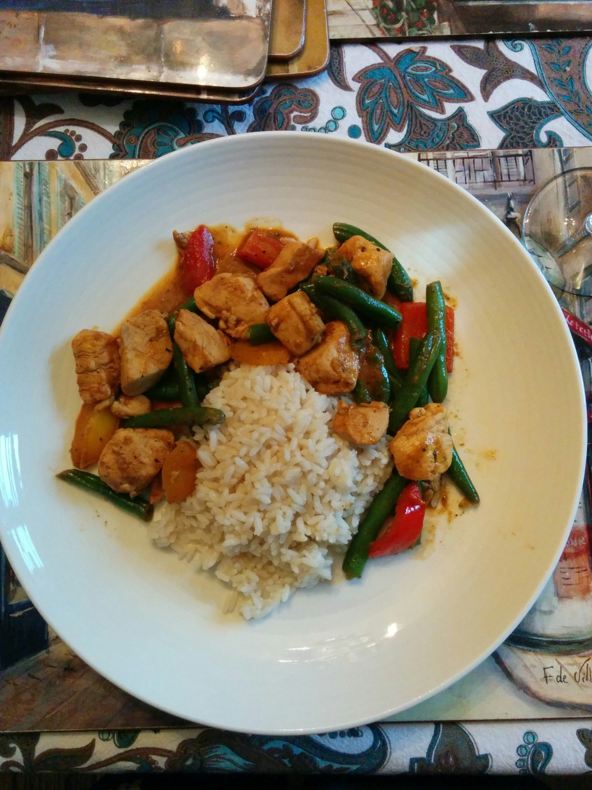 Coconut Curry Chicken Recipe | Good Food for Good
