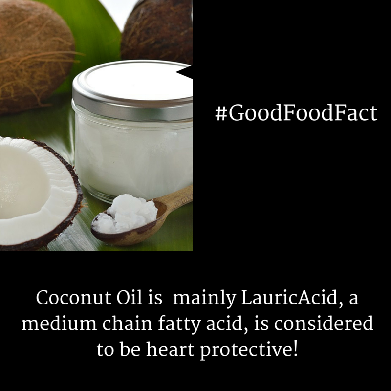 Coconut Oil   Good Food for Good