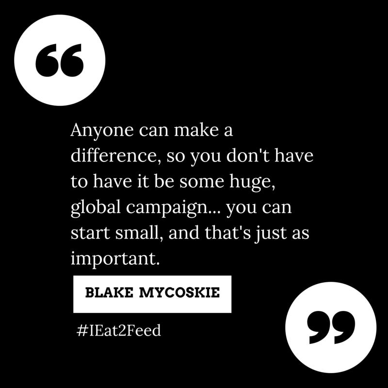 blake mycoskie start something that matters pdf