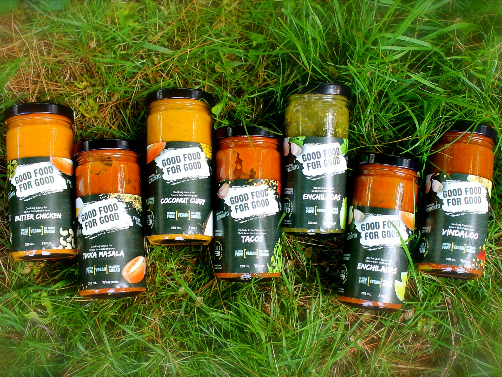Good Food for Good Fresh Indian and Mexican Sauces